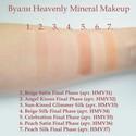 Вуаль Celebration Final Phase (Heavenly Mineral Makeup)