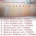 Основа HydraSilk Foundation -Light Amber (Terra Firma Cosmetics)
