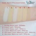 Основа Light Cool H2O Aqua (Terra Firma Cosmetics)