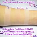 Вуаль Matte Final Phase (Heavenly Mineral Makeup)
