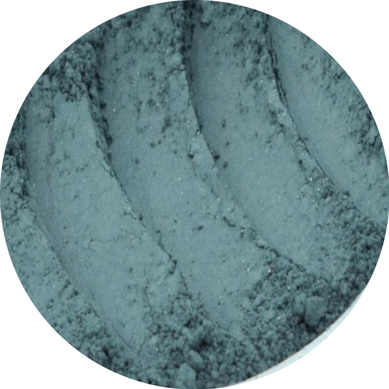 Тени Dark Teal Matte (Sweetscents)